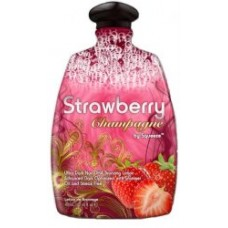 Strawberry Champagne Ultra Dark Non DHA Bronzing Lotion 13.5 oz