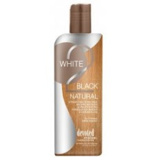 Devoted Creations White 2 Black Natural Bronzing Lotion 8.5 oz