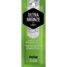 Pro Tan For Men Ultra Bronze Packet