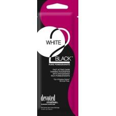 White 2 Black Pomegranate Packet