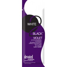White 2 Black Violet Packet